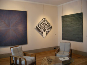 Richard Allen: A Retrospective at Offer Waterman Gallery, London 2008