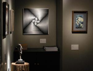 Richard Allen's work at the Grosvenor House Art & Antiques Fair, London 2008