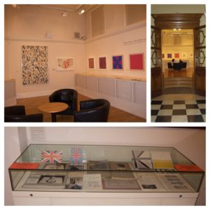 2011 Richard Allen in the 60s and 70s, Victoria Gallery, Bath
